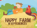 Happy Farm 10 Differences