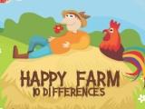 Happy Farm 10 Differences