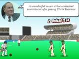 Zombies vs baseballu