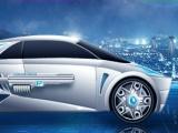 flash игра Concept Car Jumper