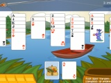flash игра Solitaire Deck Of Cods