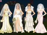 flash игра Dress the bride