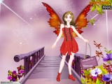 flash игра Tina Fairy Dress up Game