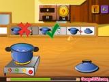 Ayla Cooking Thanksgiving menu