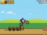 flash игра Mario Trail