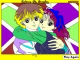 Kodomo No Omocha Online Coloring Game