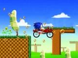 flash игра Sonic Ride 2