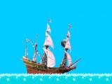 flash игра Big War Armada II 1588