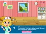 flash игра Cute Farm Hospital