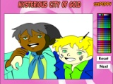 Mysterious city of gold