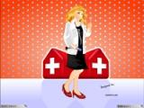 Peppy Doctor Girl