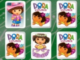 flash игра Dora Explorer Cards Match Up