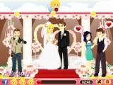 Com petó al casament?