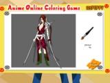 flash игра Anime