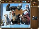 flash игра Ice Age - 4