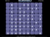 Different Sudoku puzzle every day