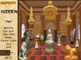 Find the objects in museum