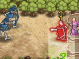 flash игра King's Guard: A Trio of Heroes