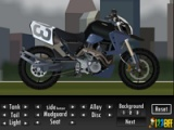 High-speed motorcycle