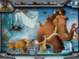 flash игра Ice Age 4