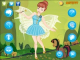 flash игра Trendy clothes for the fairies