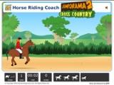 flash игра Horse Riding Coach