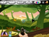 flash игра Bird hunter