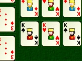 flash игра Sultan Solitaire