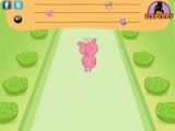 flash игра Animal Fun Race