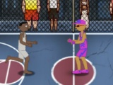 flash игра World basketball challenge