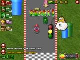 flash игра Mario Kart Championship