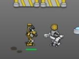 flash игра Scrap Metal Heroes