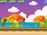 flash игра Super Mario Bouncing 2