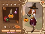 Witchy Dress Up