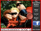 THE INCREDIBLES HIDDEN LETTERS