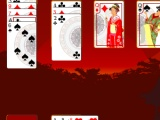 gry flash Ronin Solitaire