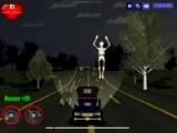 flash игра Cemetery road