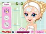 Cute Barbie. Spa and Fashion