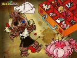Voodoo doll dress-up