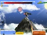 flash игра Eagle defenders