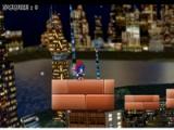 flash игра Sonic christmas city