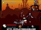 Kungfu panda skeleton king