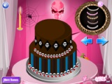 flash игра Monster High Cake Deco