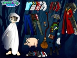 flash игра Harry potter dress up
