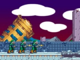 flash игра Megaman x virus mission 2