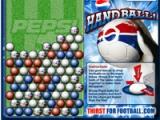 flash игра Pepsi handball