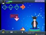 flash игра Dance dance Carabao