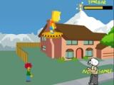 Bart Simpsons zombie