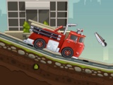 flash игра Firefighters rush