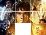 The hobbit: sliding puzzle